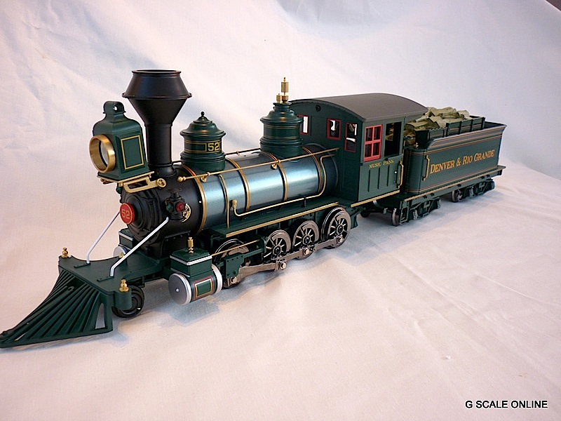 D&RG Dampflok (Steam locomotive)
