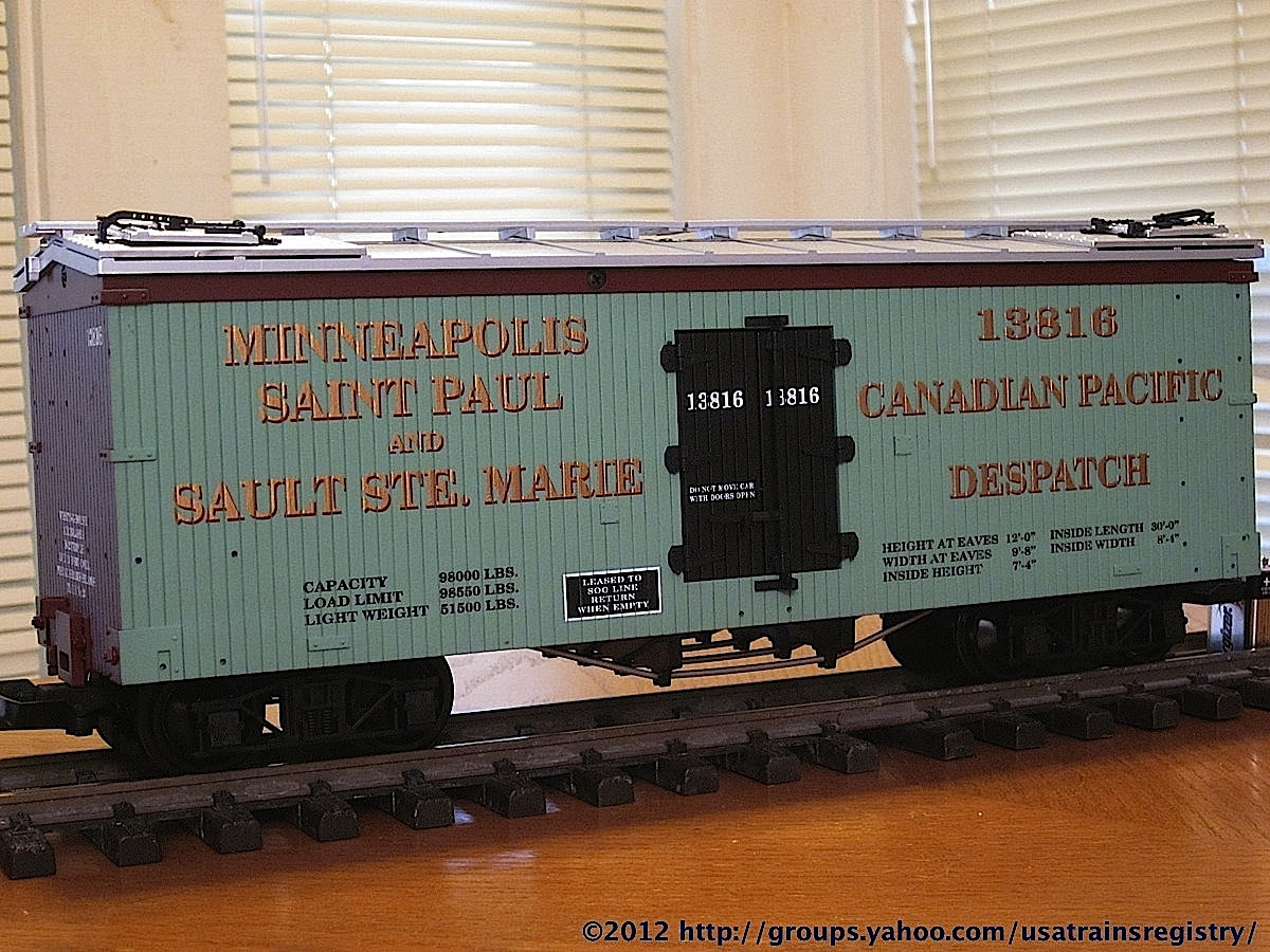 Canadian Pacific K�hlwagen (Reefer) 13816
