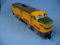 Union Pacific Alco FA-1 Diesel Lok (Diesel locomotive) 2005