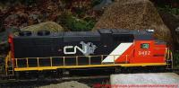 Canadian National GP 38-2 Diesellok (Diesel locomotive) 9402