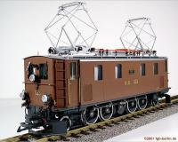 RhB E-lok (Electric locomotive) Ge 4/6 353