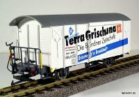 RhB Güterwagen (Box car) Gbk-v 5608