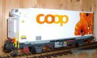 RhB Containerwagen (Container car) Lb-v 7870