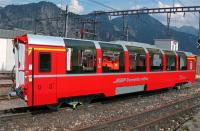 RhB  Panoramawagen (Panorama car) Ap 1291
