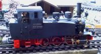 DR Dampflok (Steam locomotive) 99 4701