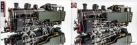 DFB Zahnraddampflok (Cog Wheel Steam Locomotive) HG 4/4 Nr. 704 (LGB & Kiss Schweiz)