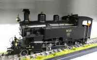 BFD Zahnraddampflok (Rack steam locomotive) HG 3/4, Nº 3