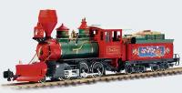 Weihnachts-Mogul Dampflok (Christmas Mogul Steam locomotive)