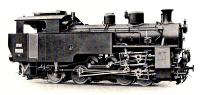Zahnraddampflok (Rack steam locomotive) HG 4/4 701