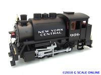 NYC Dampflok (Steam locomotive)
