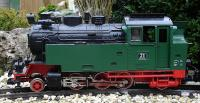 HSB Tenderlok (Steam locomotive) NWE 21