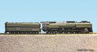 Union Pacific FEF-3 'Northern' Dampflok (Steam locomotive) 835 - Grayhound