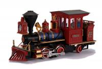 Grizzly Flats Dampflok (Steam locomotive) Chloe