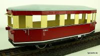 HSB Triebwagen (Rail car) T1 187 001-3