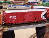 CP 50' Steel Boxcar