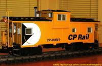 Canadian Pacific Caboose 438854