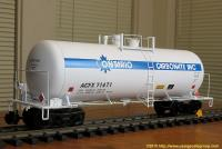 Ontario Carbonate Inc. 42-foot Kesselwagen (Tank car) ACFX 71471