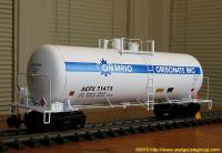 Ontario Carbonate Inc. 42-foot Kesselwagen (Tank car) ACFX 71473
