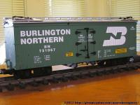 Burlington Northern Kühlwagen (Reefer) BN 751067