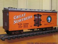 Great Northern Kühlwagen (Reefer) GN 10895