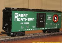 Great Northern Güterwagen (Box car) 08999
