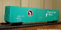 Great Northern 60ft Güterwagen (Box car) 139021