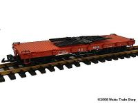 Southern Pacific Flachwagen (Flat car), Version 3+