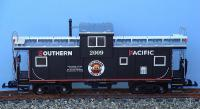 "Southern Pacific ""Extended Vision"" Caboose, 2009, rechte Seite (right side)"