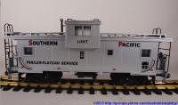 Southern Pacific Caboose 1097