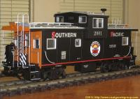 "Southern Pacific ""Extended Vision"" Caboose, 2001"