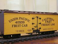 UP California Fast Freight Line Kühlwagen (Reefer) 40559