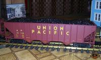 Union Pacific Hopper 18124
