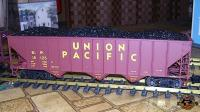 Union Pacific Hopper 18125