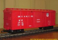 Union Pacific Güterwagen (Box car) 936301