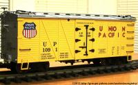 Union Pacific Kühlwagen (Reefer) 1091
