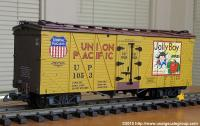 Jolly Boy Apples Union Pacific Kühlwagen (Reefer) 1053