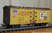 Jolly Boy Apples Union Pacific Kühlwagen (Reefer) 1054