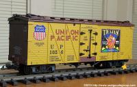 Trojan Apples Union Pacific Kühlwagen (Reefer) 1056