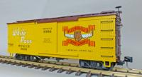 "WP&Y Box Car 1086 ""White Pass & Yukon Lumber"" (rechte Seite/ right hand side)"