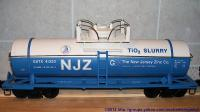 The New Jersey Zinc Company Kesselwagen (Tank car) GATX 41320