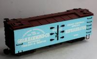 Great Central Blue Line Kühlwagen (Reefer), 6053