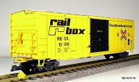 Railbox Güterwagen (Box car)