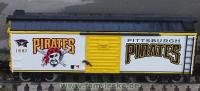 Pittsburgh Pirates Boxcar