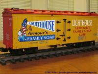Lighthouse Soap Kühlwagen (Reefer) 6200