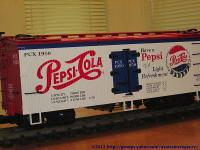 "Pepsi ""The Light Refreshment"" Kühlwagen (Reefer) PCX 1950"