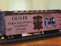 Oliver Farm Equipment K�hlwagen (Reefer) OFEX 5006