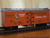 Tropicana Orange Juice  Kühlwagen (Reefer) TPIX 147