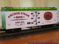 Anchor Steam Beer K�hlwagen (Reefer) ASBX 805
