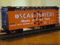 Oscar Mayers Packing Company K�hlwagen (Reefer) OMRX 6876