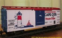 Cape Cod Potatoe Chips Box Car (keine/no LED)